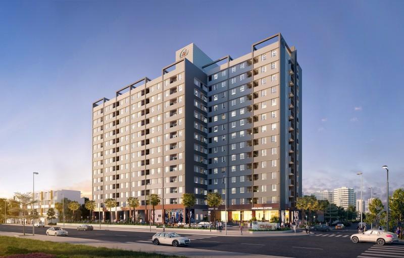Khởi công dự án căn hộ Citrine Apartment tại quận 9 - ảnh 1