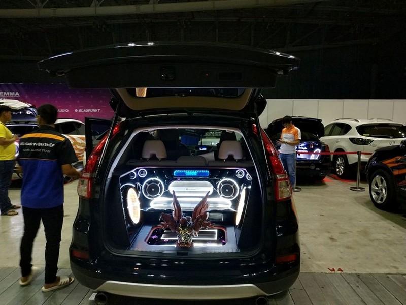 Ô tô điện 'made in' Việt Nam hút khách tại triển lãm quốc tế  - ảnh 6