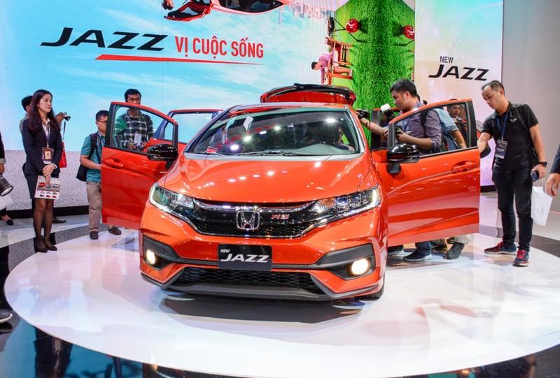 Ngạc nhiên khi ôtô Indonesia chiếm gần 50% lượng xe nhập về VN - ảnh 1