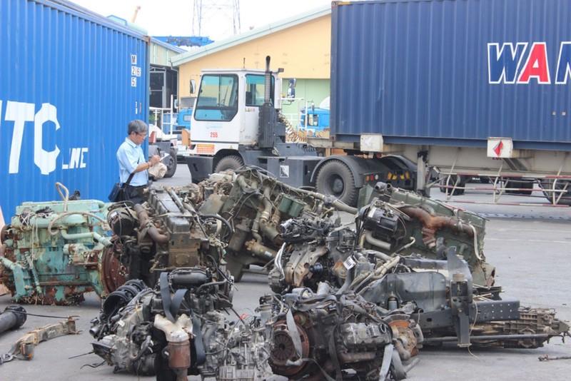 Chi hơn 1,1 tỉ USD nhập 3 triệu tấn sắt thép phế liệu - ảnh 1