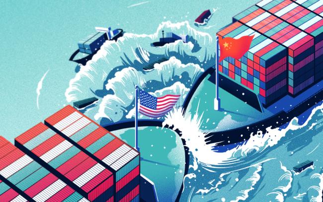 Mỹ-Trung đối đầu thương mại: Rủi ro nào ập đến DN Việt? - ảnh 1