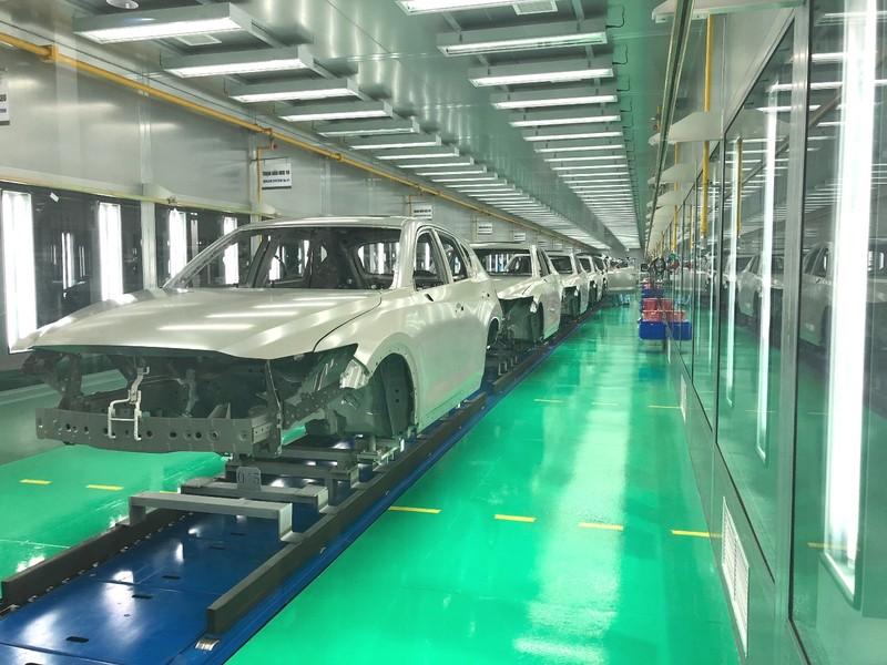 Ô tô Việt Nam đạt chất lượng sản xuất như Nhật Bản - ảnh 3