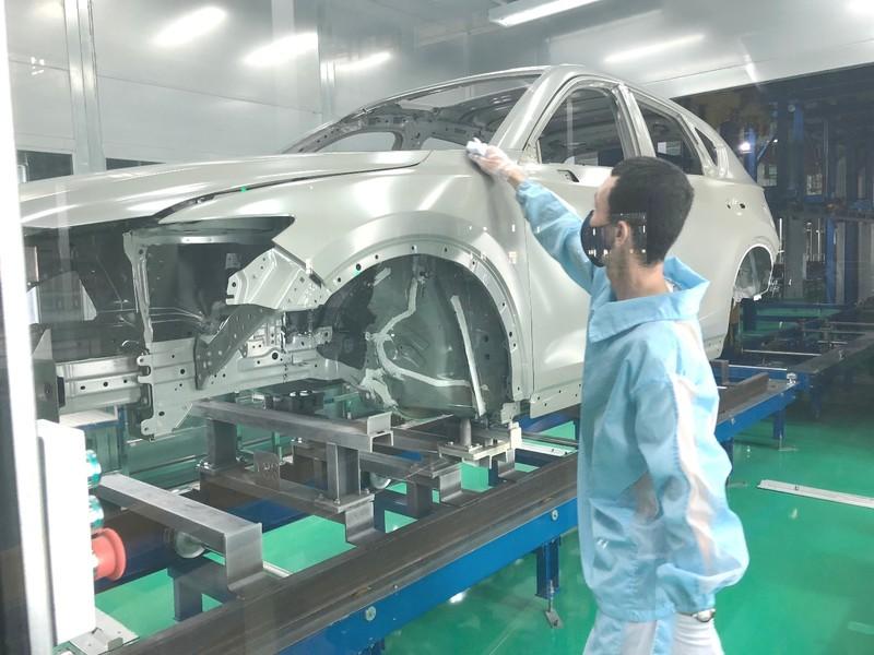 Ô tô Việt Nam đạt chất lượng sản xuất như Nhật Bản - ảnh 2