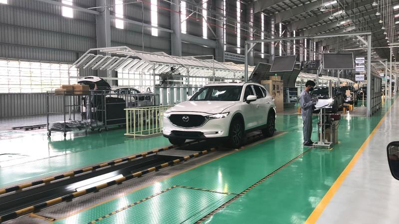 Ô tô Việt Nam đạt chất lượng sản xuất như Nhật Bản - ảnh 4