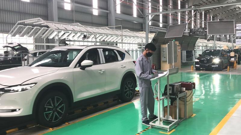 Ô tô Việt Nam đạt chất lượng sản xuất như Nhật Bản - ảnh 7