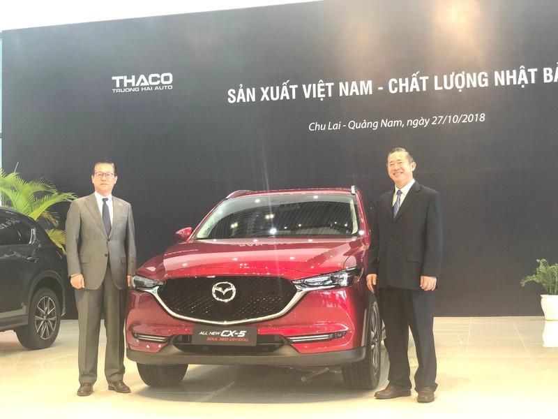 Ô tô Việt Nam đạt chất lượng sản xuất như Nhật Bản - ảnh 5