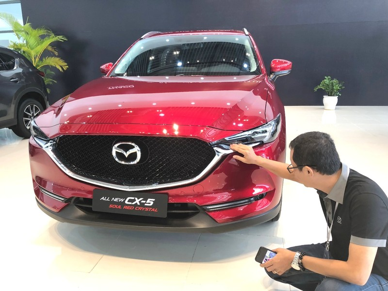 Ô tô Việt Nam đạt chất lượng sản xuất như Nhật Bản - ảnh 6