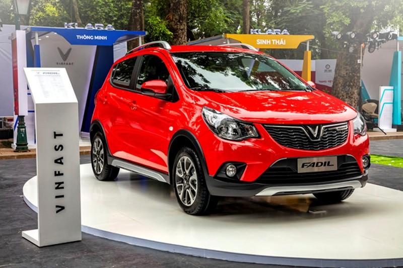 Ra mắt mẫu xe thương hiệu Việt, giá 'sốc' 336 triệu đồng - ảnh 1