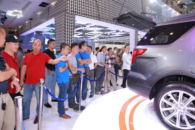 Sốc: Ô tô nhập khẩu vào Việt Nam tăng 500 lần   - ảnh 1