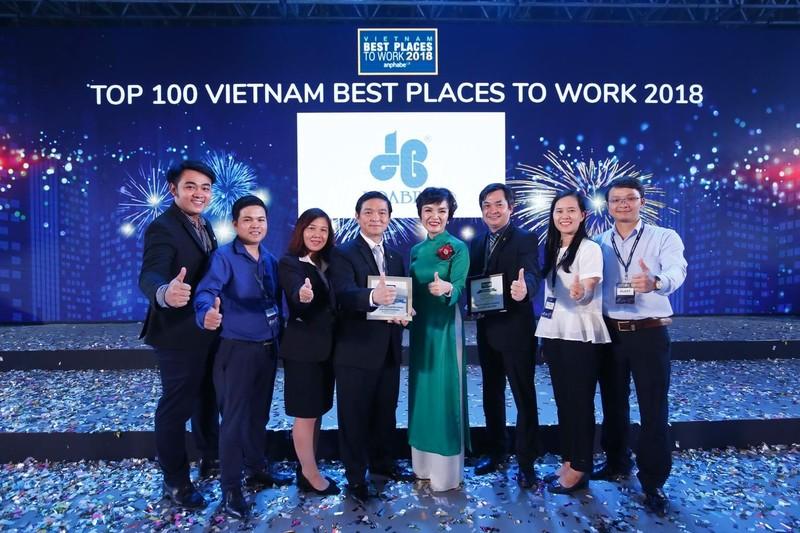 Hòa Bình đạt Top 100 nơi làm việc tốt nhất Việt Nam - ảnh 1