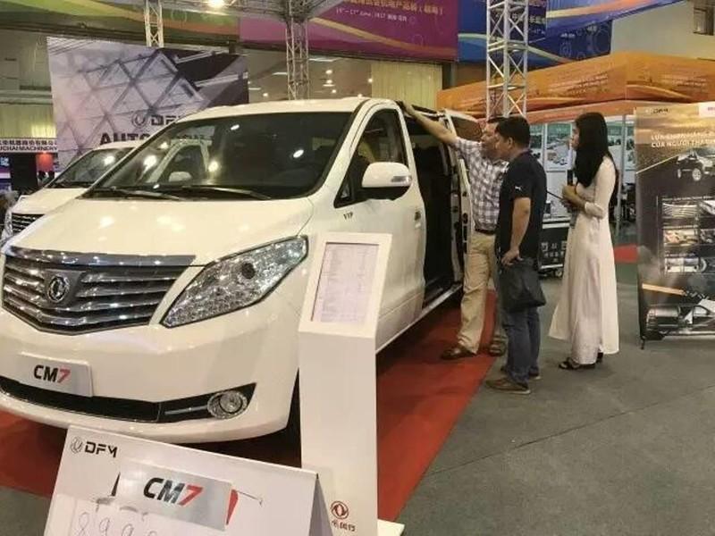 Ô tô, linh kiện từ Trung Quốc vẫn đổ bộ vào Việt Nam - ảnh 1