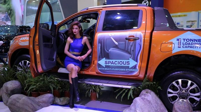 Lỗi túi khí, Ford triệu hồi 31.000 xe Ranger, Everest  - ảnh 1