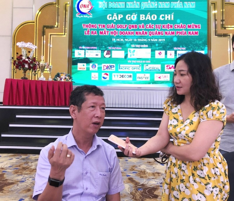 Ra mắt Hội Doanh nhân Quảng Nam phía nam - ảnh 2