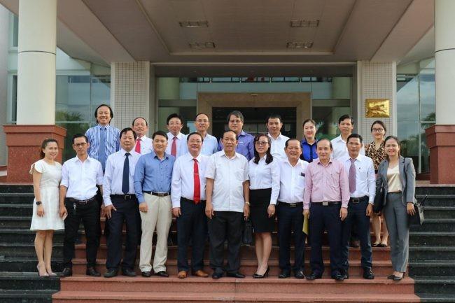 Ra mắt Hội Doanh nhân Quảng Nam phía nam - ảnh 1