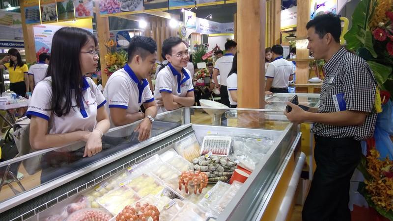 TQ đồng ý mua thủy sản từ hơn 600 doanh nghiệp VN  - ảnh 1