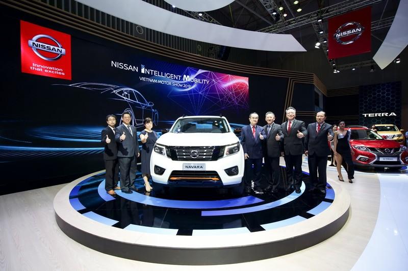 Nissan trang bị loạt công nghệ thông minh hút khách - ảnh 1