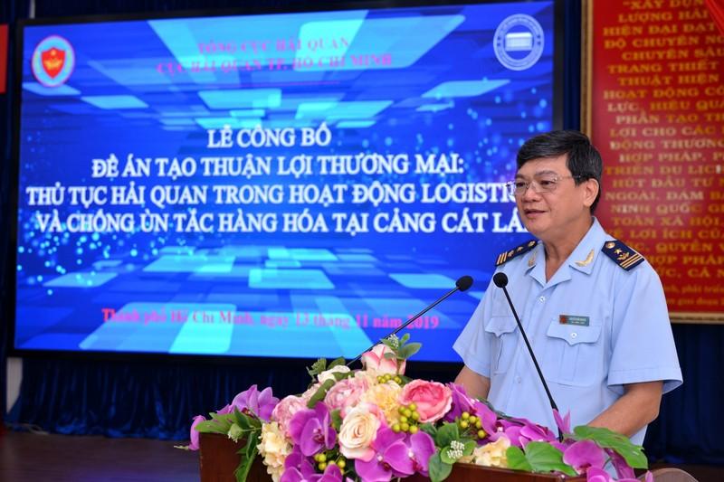 'Bấm nút' chống ùn tắc cảng Cát Lái, tiết kiệm 5.000 tỉ đồng - ảnh 1