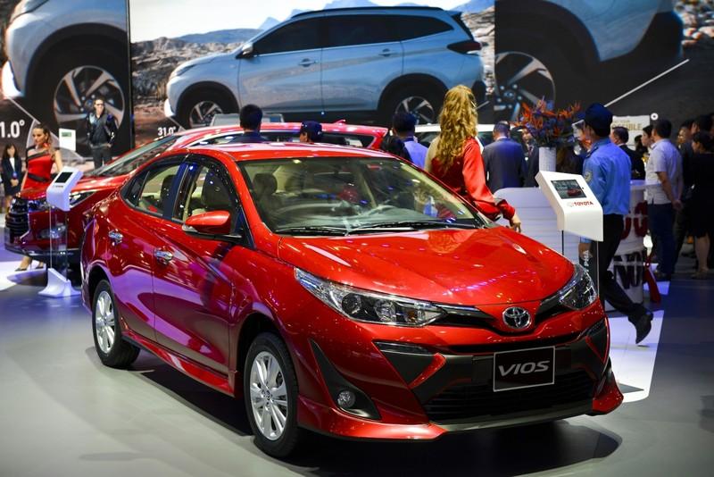Điểm danh những mẫu ô tô chạy 'đầy đường' tại Việt Nam  - ảnh 2