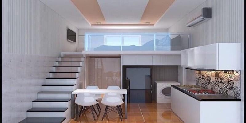 Cấp phép xây dựng căn hộ 25 m2 từ 1-7-2020 - ảnh 2