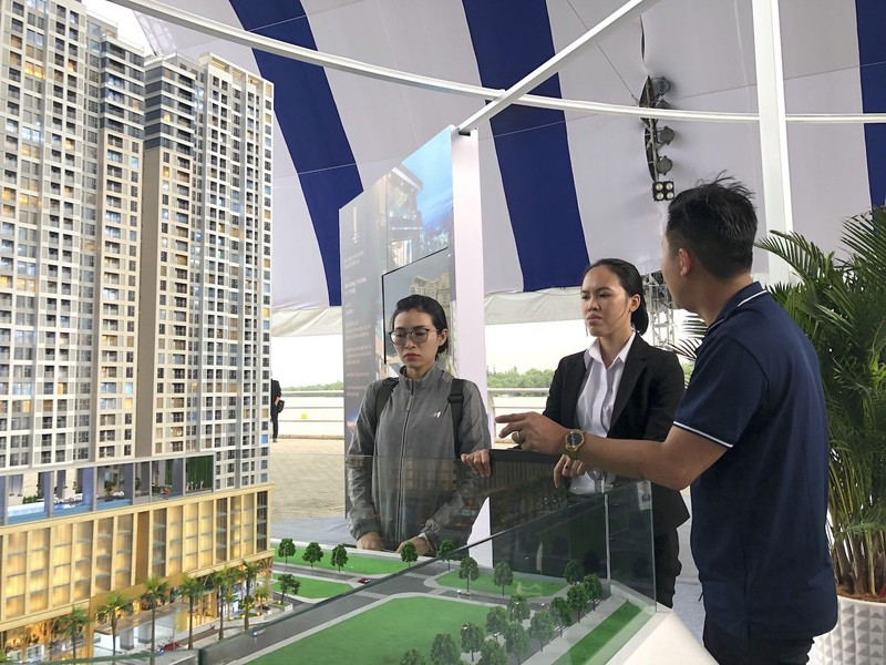 Giá căn hộ chào bán tại TP.HCM bất ngờ giảm 15% - ảnh 1
