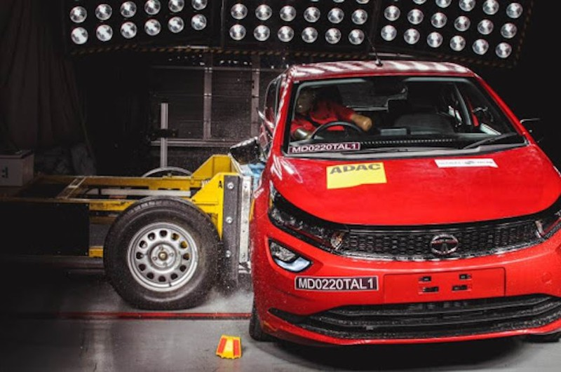 Mẫu xe giá chỉ từ 162 triệu đồng vẫn đạt 5 sao về độ an toàn - ảnh 1