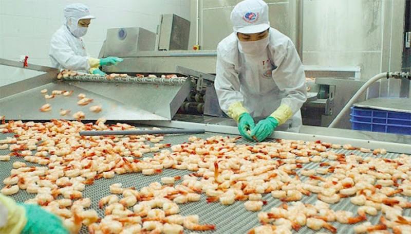 Mỹ nhập khẩu nhiều tôm chế biến sẵn của Việt Nam - ảnh 1