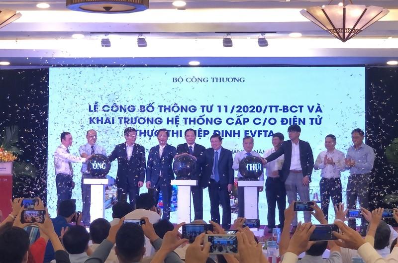 Sẽ lập sàn thương mại điện tử xuất khẩu hàng Việt sang EU - ảnh 1