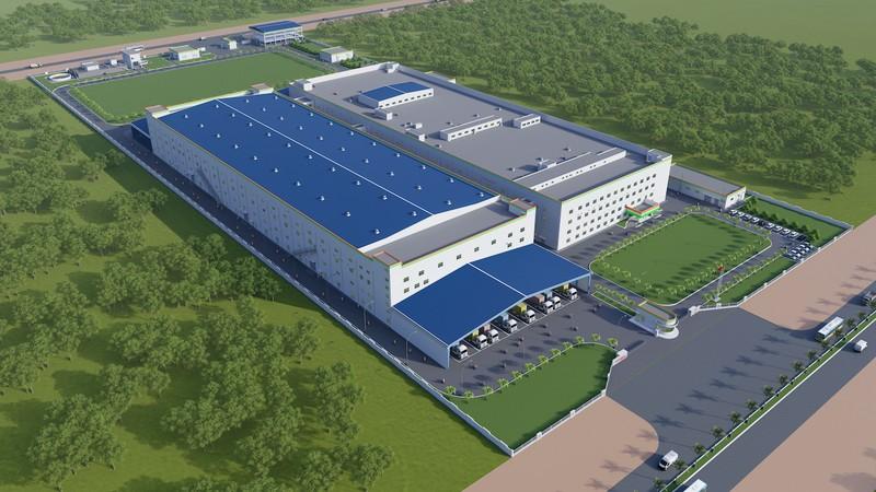 Sắp khởi công nhà máy sản xuất bánh gạo khủng ở Tiền Giang - ảnh 1