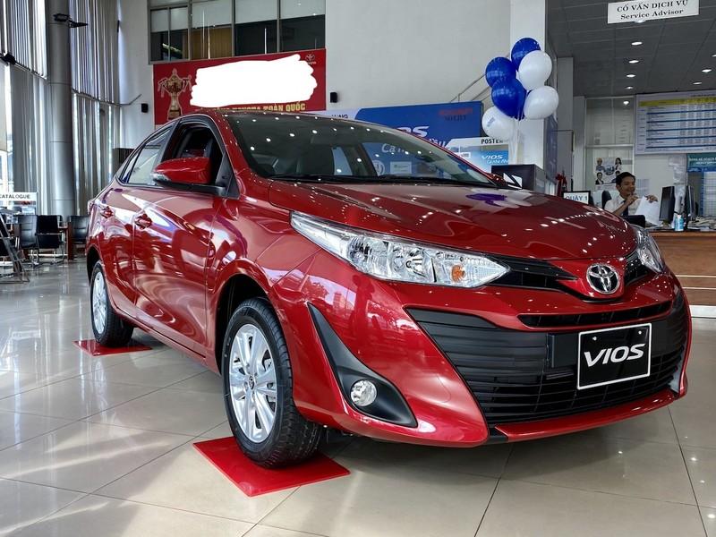 Mẫu sedan bán chạy nhất VN giá chỉ từ 400 triệu đồng - ảnh 2