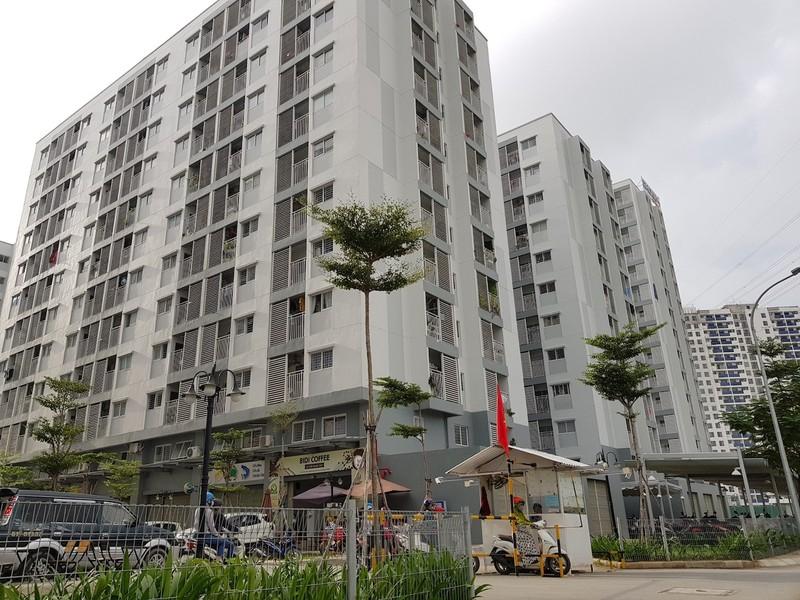 Giá căn hộ ở Sài Gòn đắt hơn Hà Nội - ảnh 1