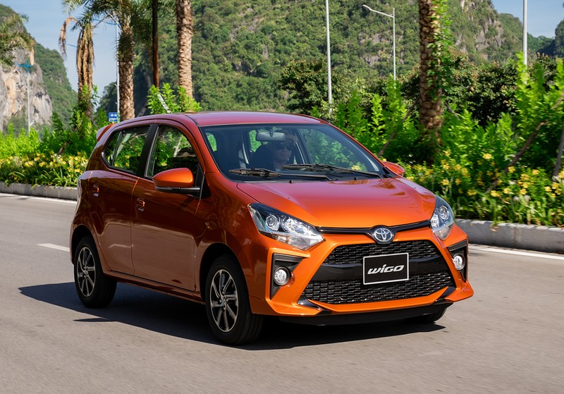 Ô tô Indonesia giá chưa tới 250 triệu đồng nhập ào ào Việt Nam - ảnh 1