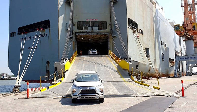 Ô tô Indonesia giá chưa tới 290 triệu đồng/chiếc nhập về VN tăng mạnh - ảnh 1