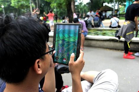 TP.HCM: Cấm cán bộ, công chức chơi Pokémon Go trong giờ làm việc - ảnh 1