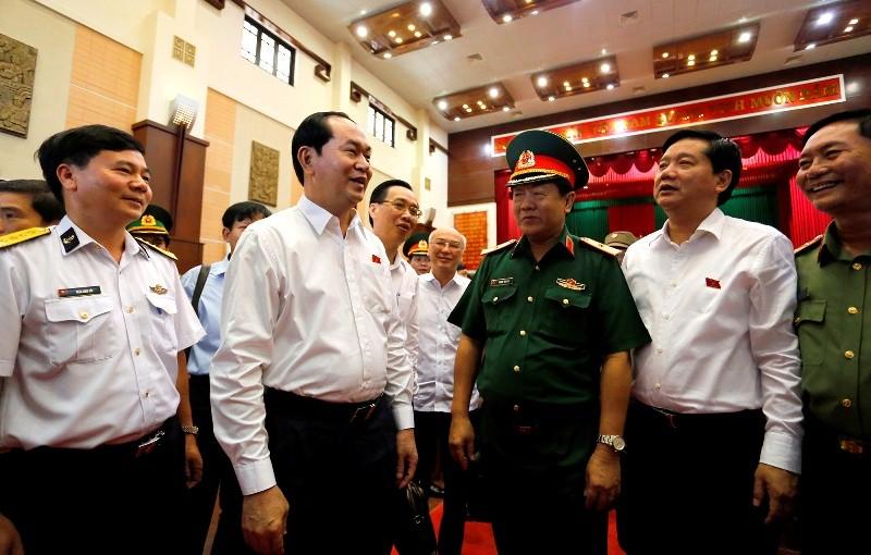 Chủ tịch nước: 'Tự chuyển hóa' ngày càng lộ rõ nét - ảnh 2