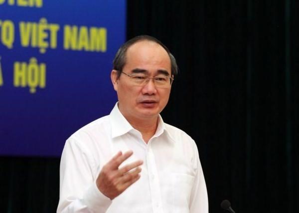 Ông Nguyễn Thiện Nhân làm Bí thư Thành ủy TP.HCM - ảnh 2