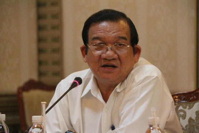 Lãnh đạo UBND TP.HCM bác đề nghị của huyện Cần Giờ - ảnh 1