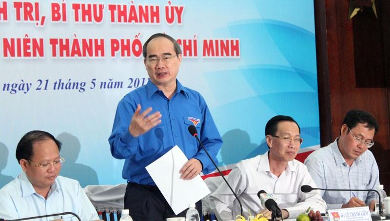 Bí thư Nguyễn Thiện Nhân: 'Chúng tôi sẽ quyết liệt hơn' - ảnh 2