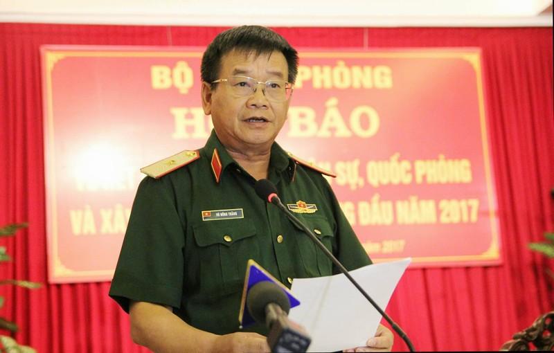 Bộ Quốc phòng trả lời về phát biểu của tướng Lê Chiêm - ảnh 2