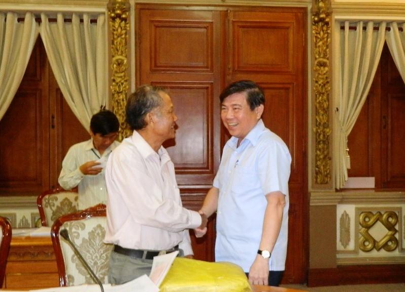 Khiếu nại 20 năm, Chủ tịch TP.HCM giải quyết trong 1giờ - ảnh 1