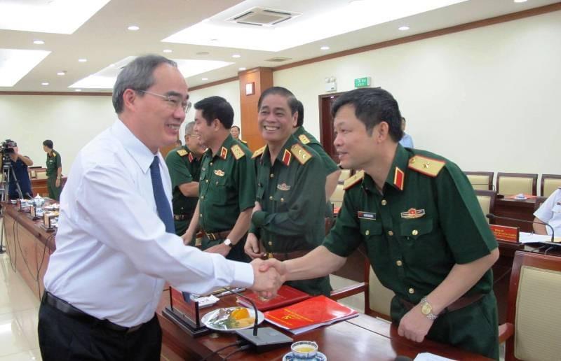 Bộ Quốc phòng và TP.HCM phối hợp rà soát đất quốc phòng - ảnh 1