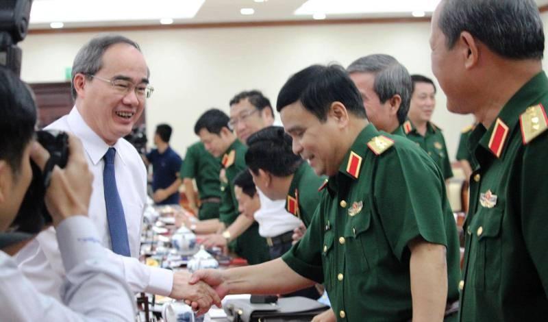 Bộ Quốc phòng và TP.HCM phối hợp rà soát đất quốc phòng - ảnh 2