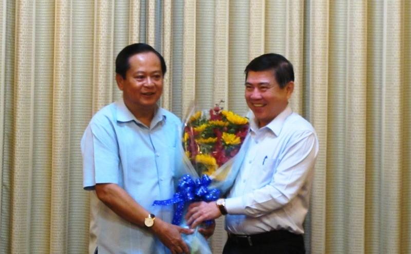 Nguyên Phó Chủ tịch Nguyễn Hữu Tín chính thức nghỉ hưu - ảnh 1