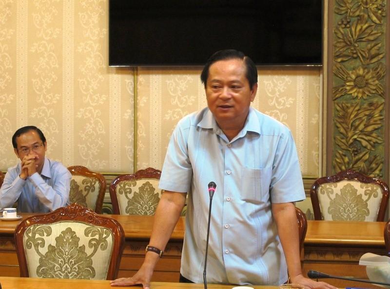 Nguyên Phó Chủ tịch Nguyễn Hữu Tín chính thức nghỉ hưu - ảnh 2