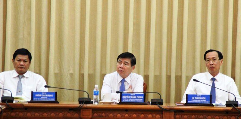 Chủ tịch TP.HCM yêu cầu tạm dừng dự án BT đang đàm phán - ảnh 1