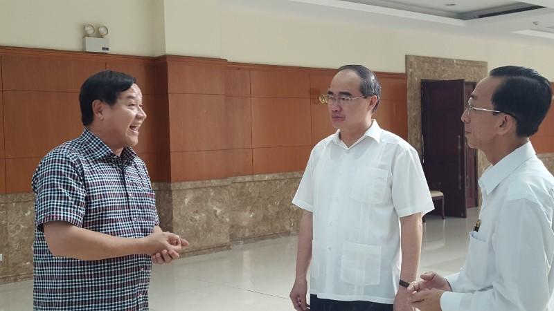 Trăn trở của Bí thư Nguyễn Thiện Nhân về công tác PCTN  - ảnh 1