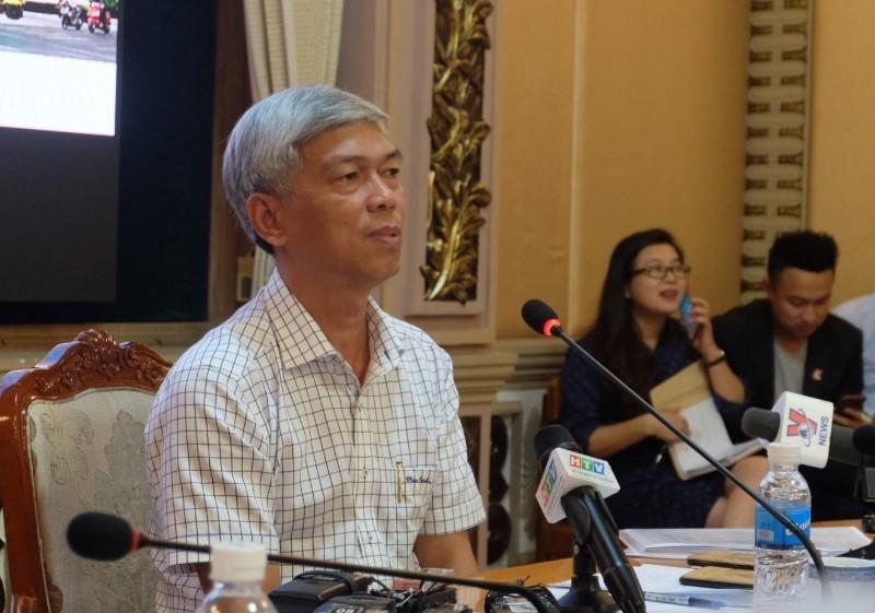 TP.HCM chưa có ý kiến về đơn của ông Đoàn Ngọc Hải - ảnh 1