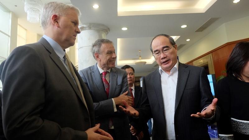 TP.HCM mời gọi đầu tư các giải pháp chống ngập - ảnh 1