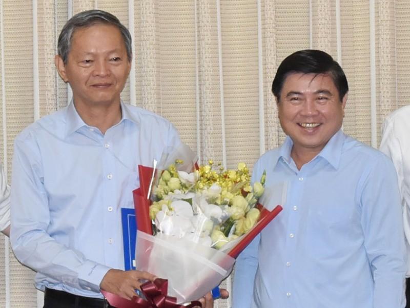 Giám đốc Sở Kế hoạch được điều động về Thành ủy TP.HCM - ảnh 2