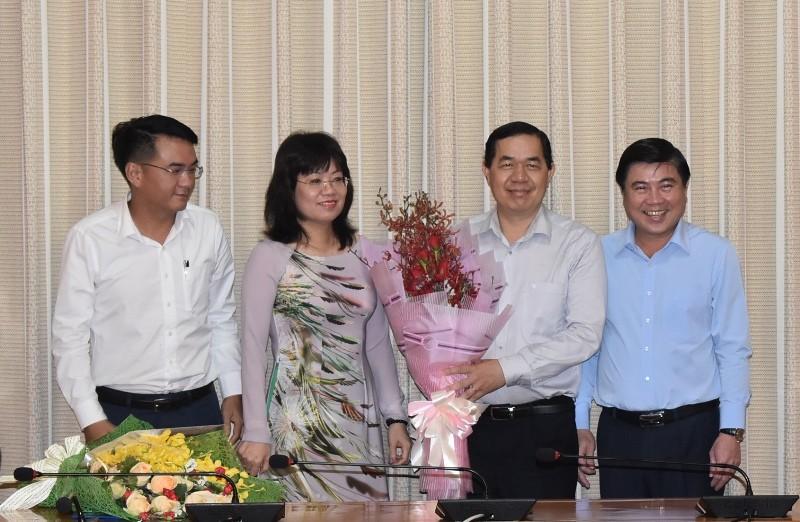 Giám đốc Sở Kế hoạch được điều động về Thành ủy TP.HCM - ảnh 1