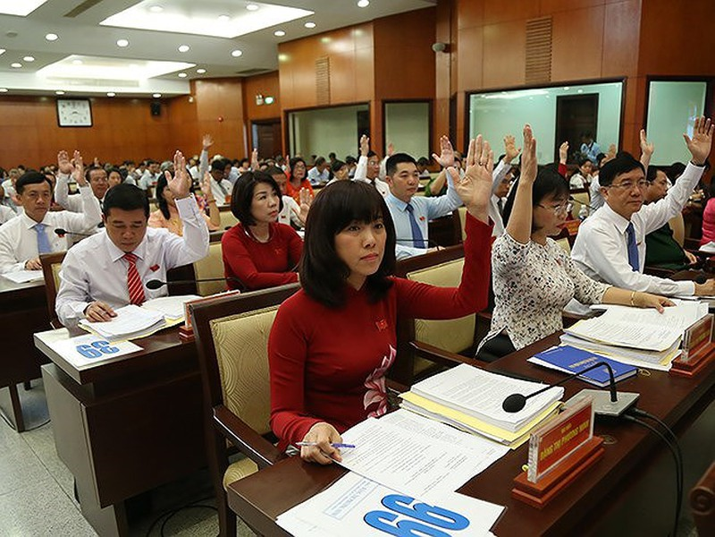 TP.HCM: Sắp lấy phiếu tín nhiệm các chức danh do HĐND TP bầu  - ảnh 1